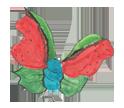 Vintage Kit Butterfly