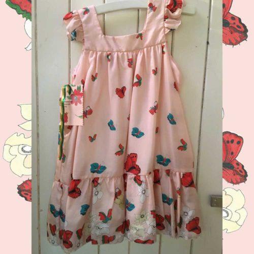 VK003 Pink Dress