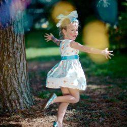 VK004A White Ballerina Lifestyle