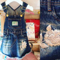 forties vintage rhinestone embroidery