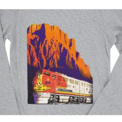 Santa Fe Train Tee
