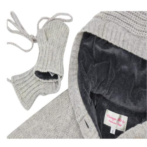 K250b knitted gloves