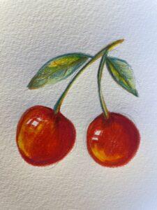 creating cherries